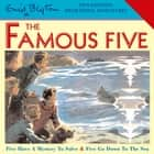 Five Have a Mystery to Solve & Five Go Down to the Sea audiobook by Enid Blyton