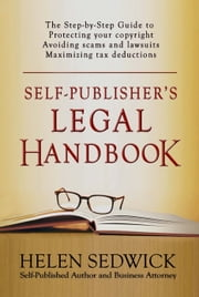 Self-Publisher's Legal Handbook ebook by Helen Sedwick