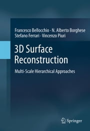3D Surface Reconstruction - Multi-Scale Hierarchical Approaches ebook by Francesco Bellocchio,N. Alberto Borghese,Stefano Ferrari,Vincenzo Piuri