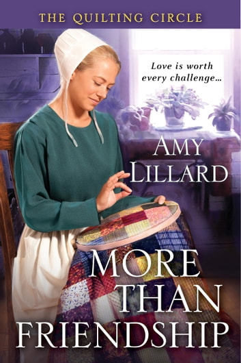 More Than Friendship ebook by Amy Lillard