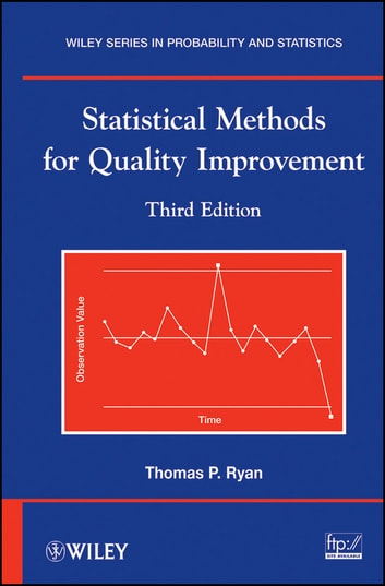 Statistical methods for quality improvement ebook by thomas p ryan statistical methods for quality improvement ebook by thomas p ryan fandeluxe Choice Image