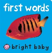 Bright Baby First Words ebook by Roger Priddy