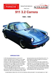 Porsche 911 3.2 Carrera Buyers' Guide ebook by Mellor, Chris