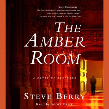 The Amber Room - A Novel of Suspense audiobook by Steve Berry