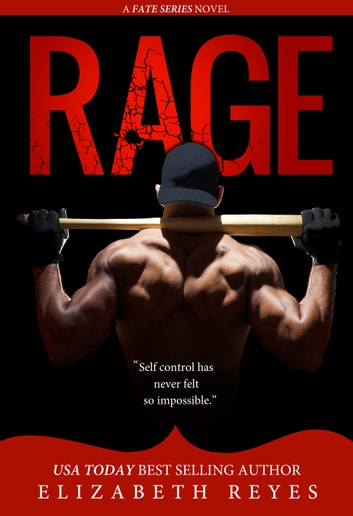 Rage (Fate #5 ebook by Elizabeth Reyes
