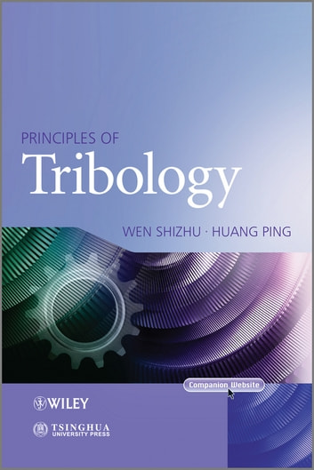 Fundamentals Of Tribology Book