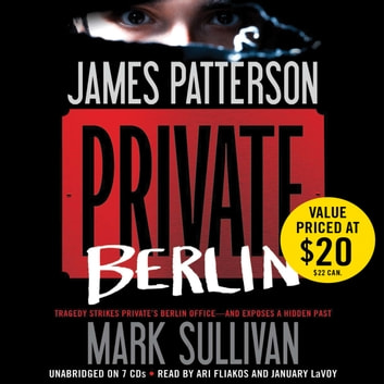 Private Berlin audiobook by James Patterson,Mark Sullivan