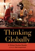 Thinking Globally ebook by Mark Juergensmeyer