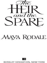 The Heir and the Spare ebook by Maya Rodale