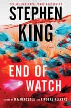 End of Watch ebook by Stephen King