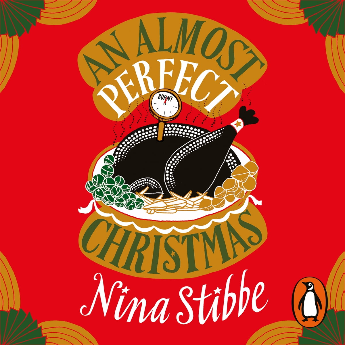 An Almost Perfect Christmas Audiobook by Nina Stibbe - christmas-themed novels