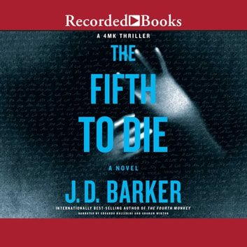 The Fifth to Die audiobook by J.D. Barker