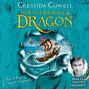 How to Train Your Dragon: How to Ride a Dragon's Storm - Book 7 audiobook by Cressida Cowell