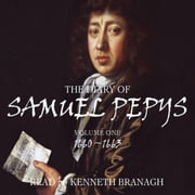 Pepys' Diary Vol 1 audiobook by Samuel Pepys