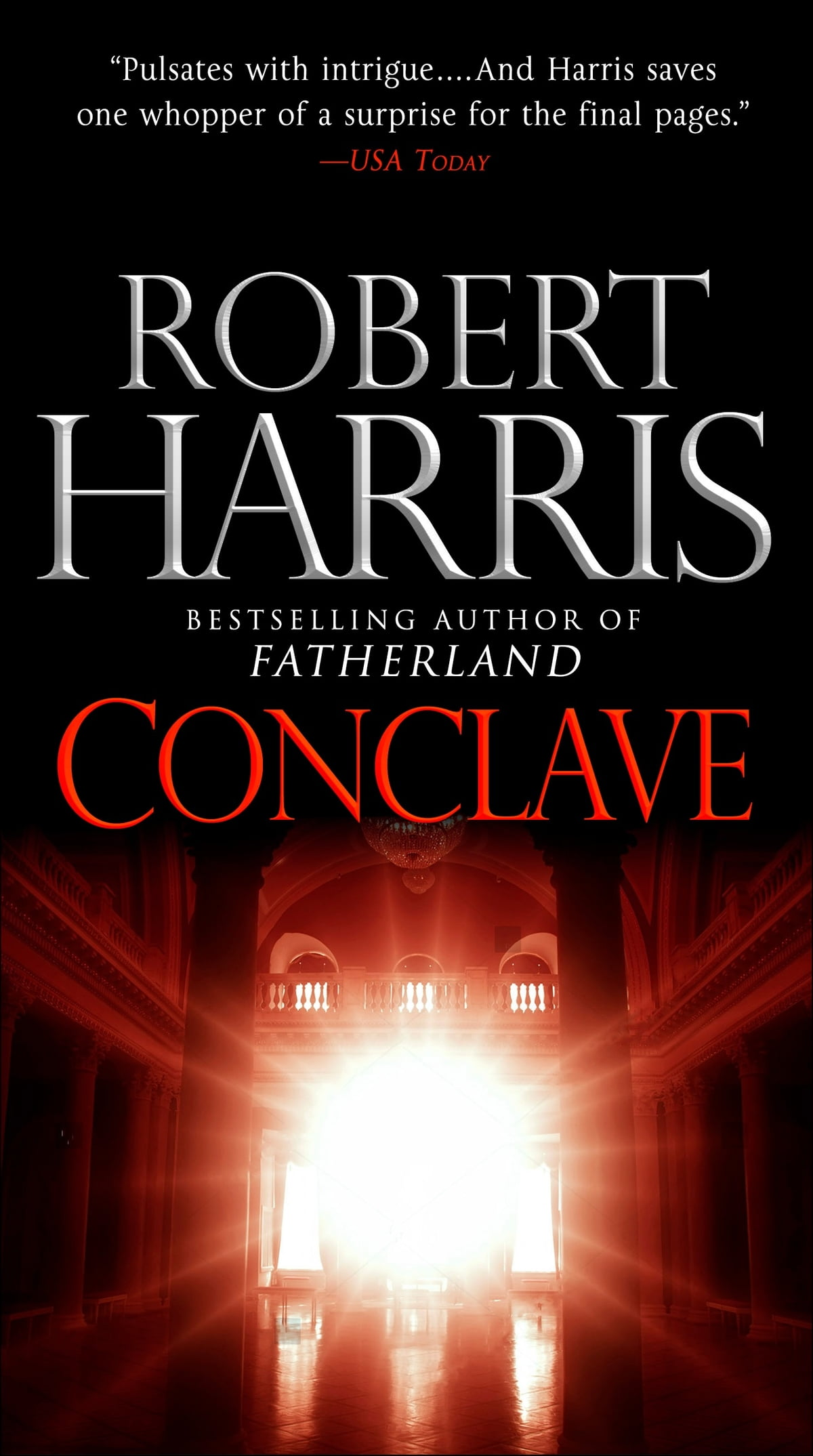 Conclave  A Novel Ebook By Robert Harris