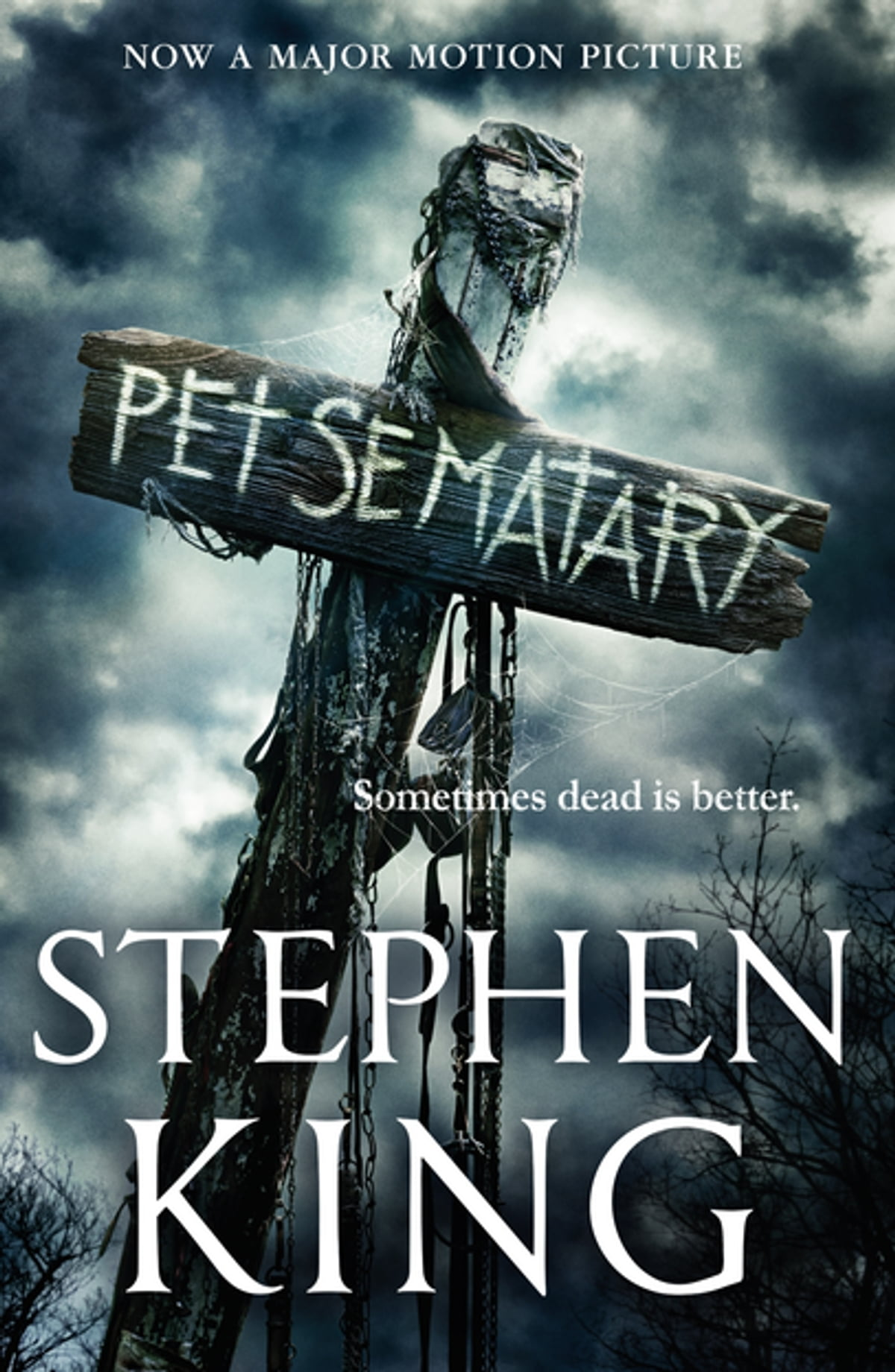Image result for book cover pet sematary