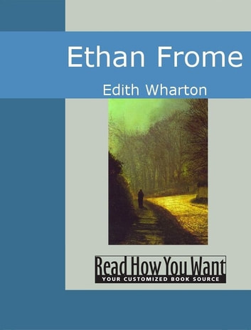 how ethan frome lost control of his life Need help on themes in edith wharton's ethan frome ethan frome themes from litcharts for instance, ethan's life is determined in a variety of ways.