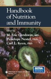 Handbook of Nutrition and Immunity ebook by