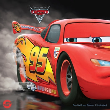 Cars 2 audiobook by Disney Press