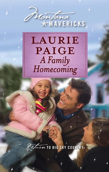 A Family Homecoming (Mills & Boon Silhouette) ebook by Laurie Paige