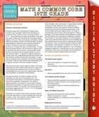 Math 2 Common Core 10th Grade (Speedy Study Guides) ebook by Speedy Publishing