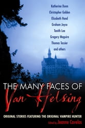 The Many Faces of Van Helsing ebook by