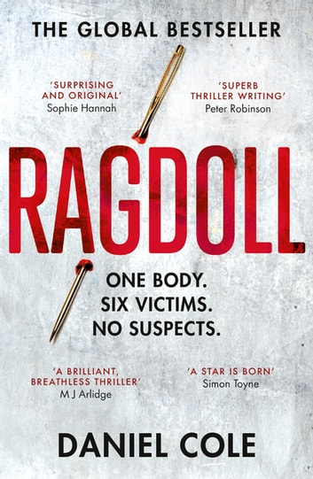 Ragdoll - The thrilling Sunday Times bestseller everyone is talking about ebook by Daniel Cole