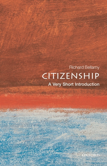 Citizenship: A Very Short Introduction ebook by Richard Bellamy