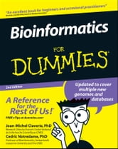 Bioinformatics For Dummies ebook by Jean-Michel Claverie,Cedric Notredame