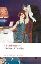 This Side of Paradise ebook by F. Scott Fitzgerald, Jackson R. Bryer