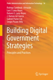 Building Digital Government Strategies - Principles and Practices ebook by Rodrigo Sandoval-Almazán, Luis F. Luna-Reyes, Dolores E. Luna-Reyes,...