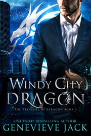Windy City Dragon ebook by Genevieve Jack