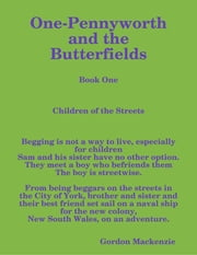 One-Pennyworth and the Butterfields ebook by Gordon Mackenzie