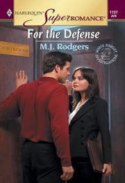For the Defense ebook by M.J. Rodgers