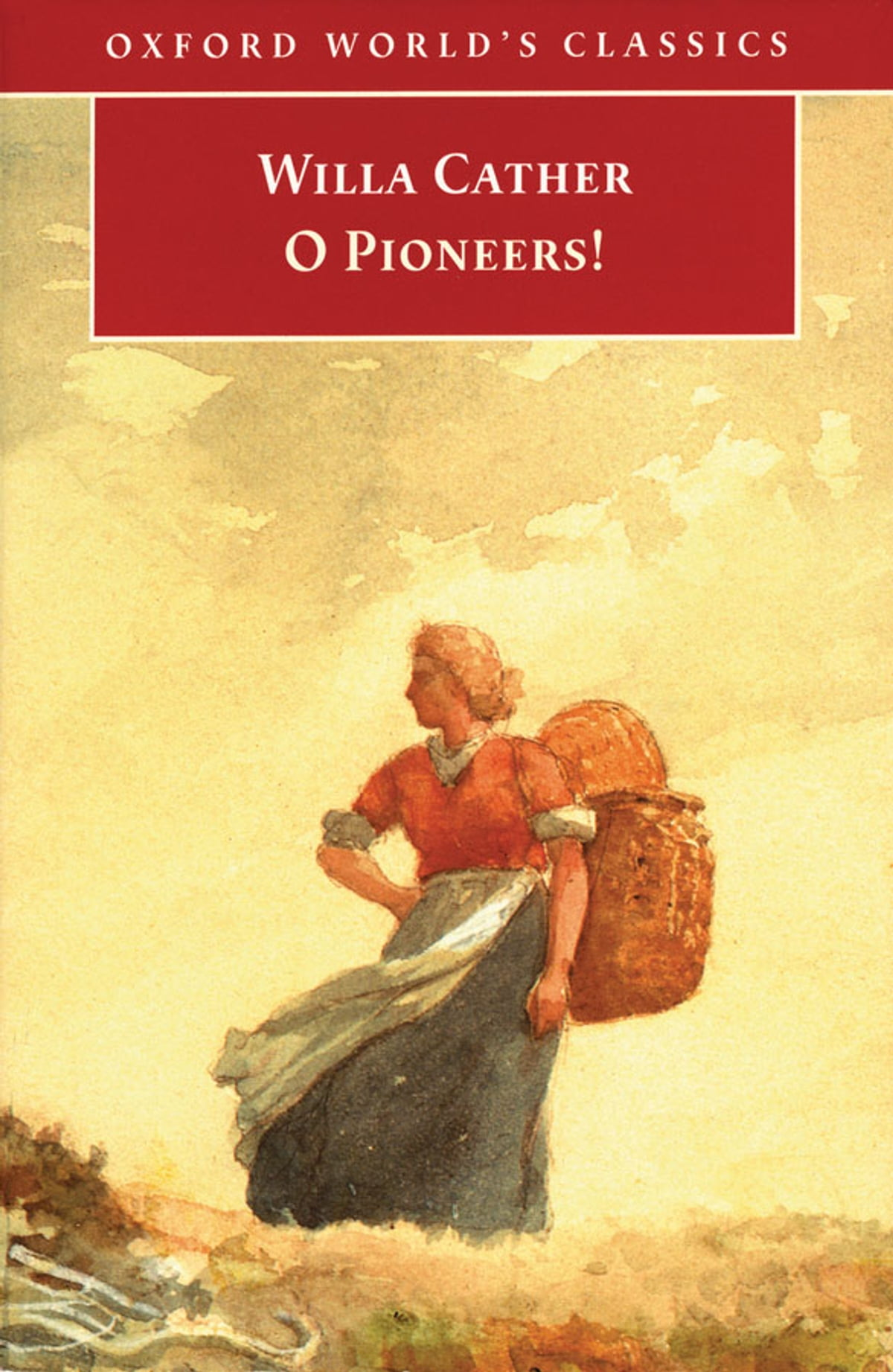 an analysis of womens voice in o pioneers by willa cather In books such as o pioneers and my ántonia, cather creates vivid fictional portraits of the individuals who peopled the world of her nebraska childhood her sensitivity to the problems faced by.