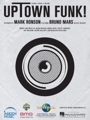 Uptown Funk Sheet Music ebook by Mark Ronson