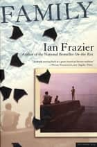 Family ebook by Ian Frazier