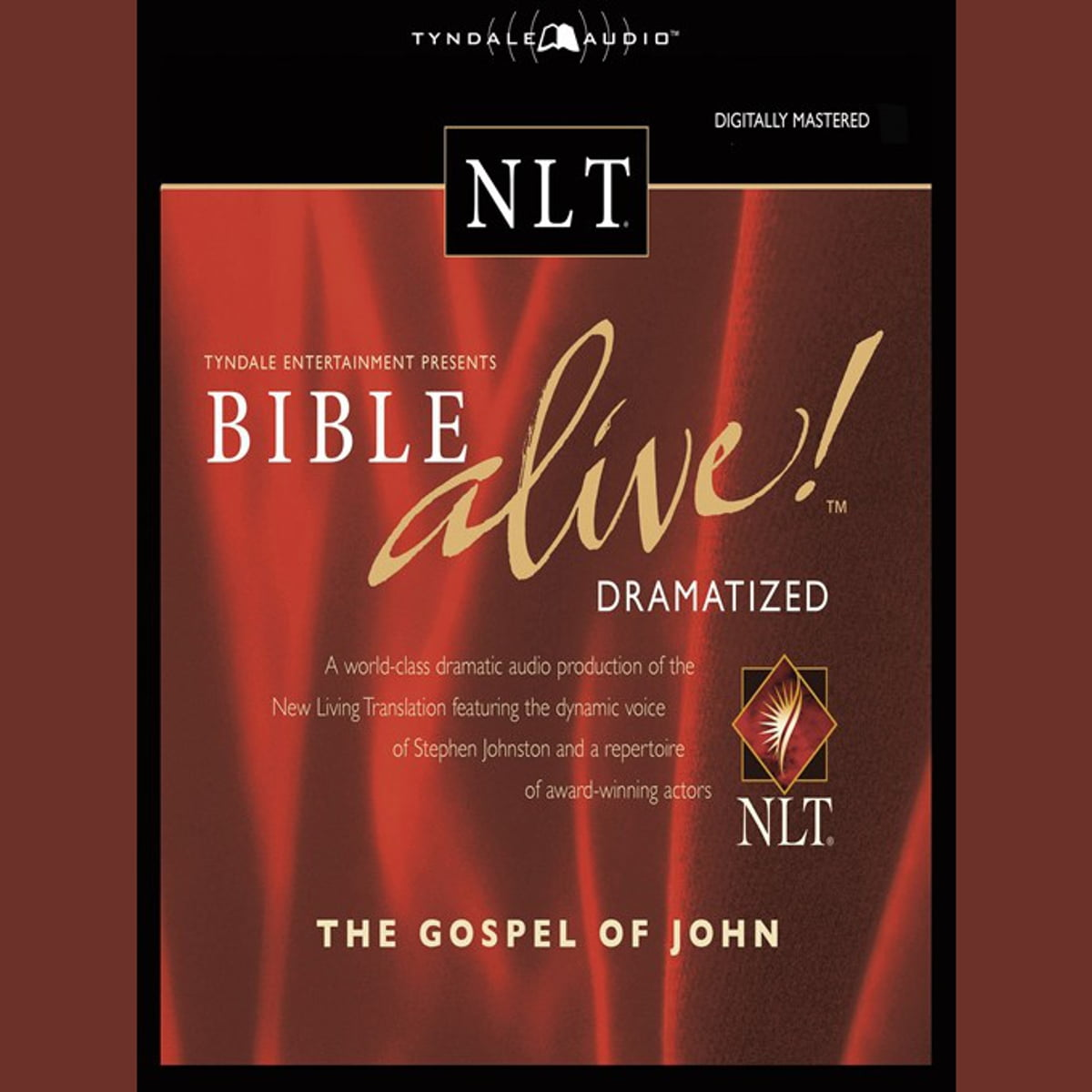 Bible Alive! NLT Gospel of John audiobook by Tyndale - Rakuten Kobo