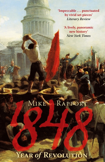 1848: Year Of Revolution ebook by x Mike Rapport