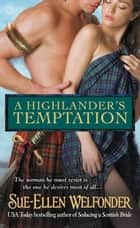 A Highlander's Temptation ebook by Sue-Ellen Welfonder