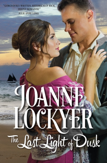 The Last Light of Dusk ebook by Joanne Lockyer