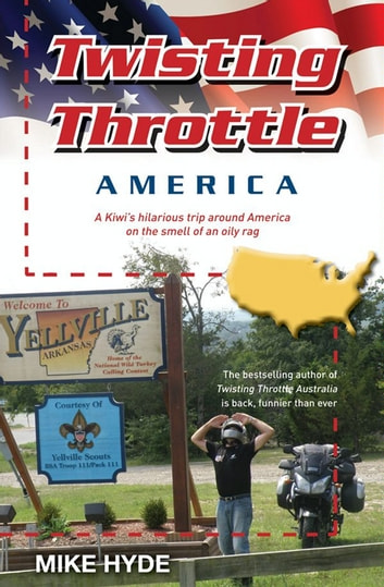 Twisting Throttle America ebook by Mike Hyde