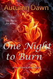 One Night to Burn ebook by Autumn Dawn