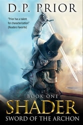 Sword of the Archon ebook by D.P. Prior