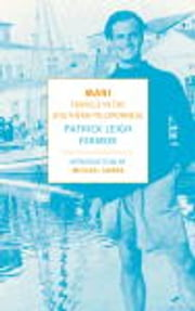 Mani - Travels in the Southern Peloponnesse ebook by Patrick Leigh Fermor