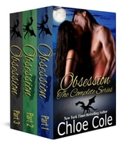 Obsession: The Complete Series ebook by Chloe Cole