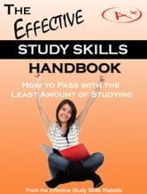 Effective Study Skills: How to Study ebook by Complete Test Preparation Team