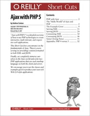 Ajax with PHP 5 ebook by Andrew G. Curioso