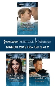Harlequin Medical Romance March 2019 - Box Set 2 of 2 - An Anthology ebook by Emily Forbes, Meredith Webber, Sue MacKay