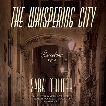 The Whispering City audiobook by Sara Moliner